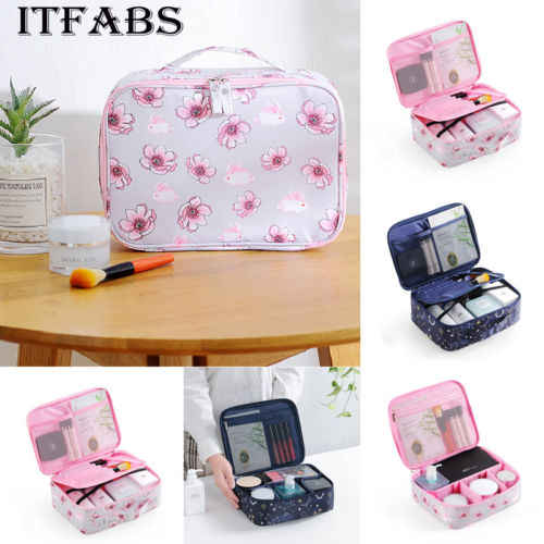 1f6e6f6d31 ... Professional Large Make Up Bag Vanity Case Cosmetic Nail Tech Storage Beauty  Box ...
