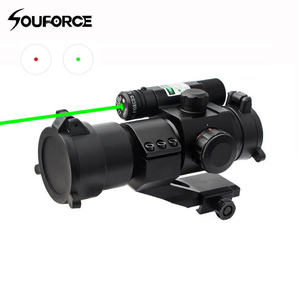 Red Green Dot Scope Green Laser Holographic Sight With 20mm Mount Rail Gun Accessory for Tactical Airsoft HuntingRed Green Dot Scope Green Laser Holographic Sight With 20mm Mount Rail Gun Accessory for Tactical Airsoft Hunting