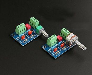 DYKB amplificador/preamplificador pasivo Placa de Control de tonos de Control de volumen de sonido mejorado Pre-amp diy kit 09 potenciómetro Alpes-16 potenciómetro