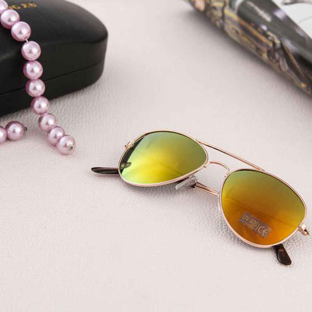 5e2745c92799 ... 2019 Kid Sunglasses Children Reflective Popular Children Frog Mirror  Boy Girl Color Sunglasses Sunglasses Glasses ...