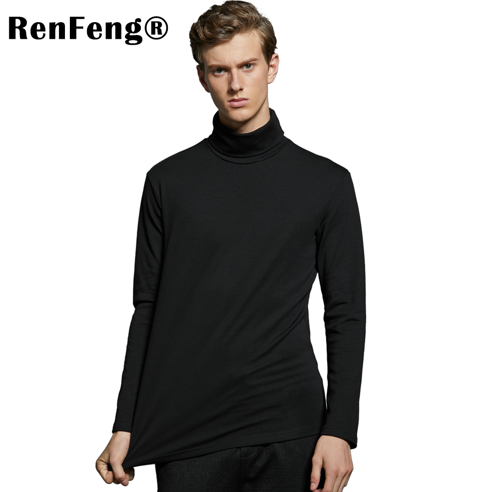 9c72bc2b0 Comprar Hombre Camisa De La Ropa Interior Cuello Tortuga Mono ...