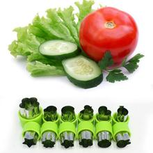 Vegetable Fruit Cutting Die Cutter Shapes Set Stainless Steel Food Creative Cookie Mold Cartoon