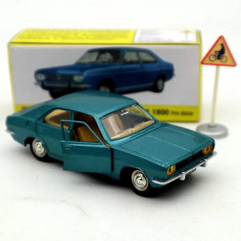цена на Atlas 1:43 Dinky Toys 1409 SIMCA 1800 Pre-Serie Diecast models car Limited Edition Collection
