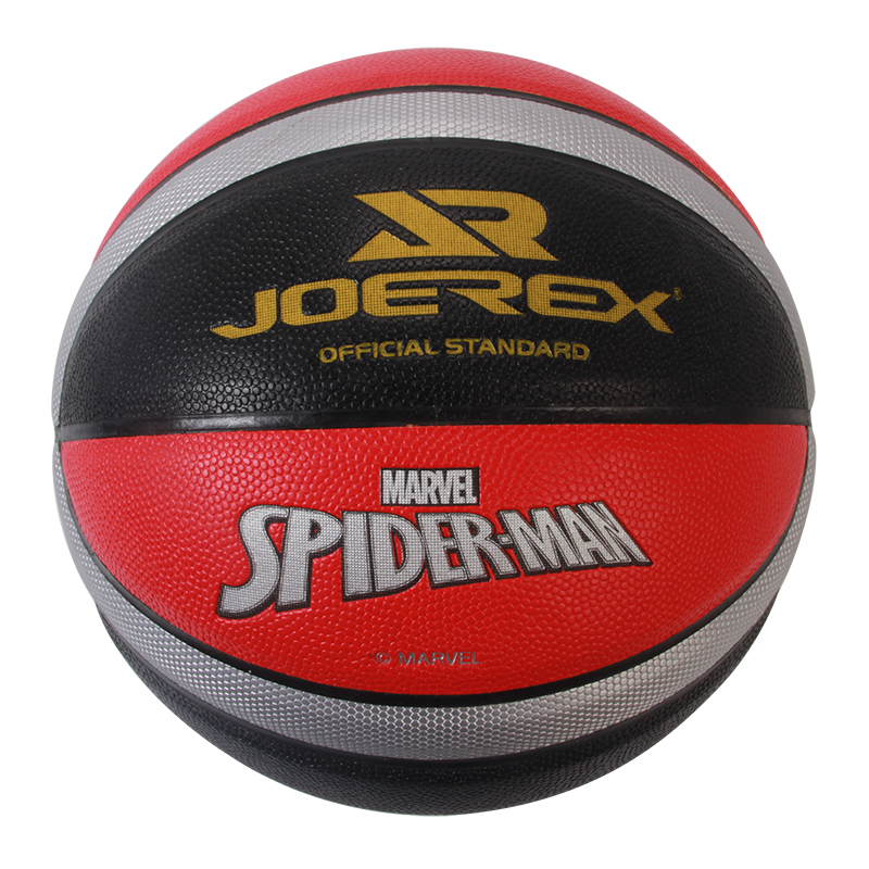 New Presell High Quality Size 7 PU Basketball Baloncesto Avengers Spider Training Ball Molten Basketball Indoor Outdoor Basquete