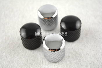 цена на 2pcs of Electric Guitar Metal Control Knobs Volume&Tone Knobs For TL Electric Guitar