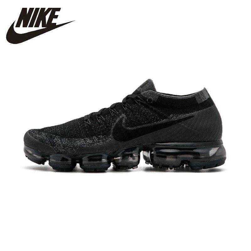 NIKE AIR VAPORMAX FLYKNIT chaussures de course confortables baskets respirantes pour hommes chaussures de sport #849558-007