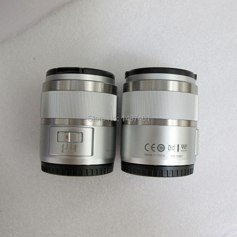 Silver New 42.5mm F1.8 Fixed Lens For Olympus PEN-F E-PL9 E-PL8 E-PL7 E-PL6 EPL9 EPL8 E-P5 E-M5; E-M5 Mark II; E-M10 Mak II III