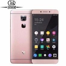 """Letv Smartphone LeEco Le 2 X520, Snapdragon 652, Octa Core, 4G, 3GB de RAM, 64GB de ROM, 5,5 """", HD, cámara de 16.0mp, identificación de huellas dactilares, teléfono móvil con doble SIM"""