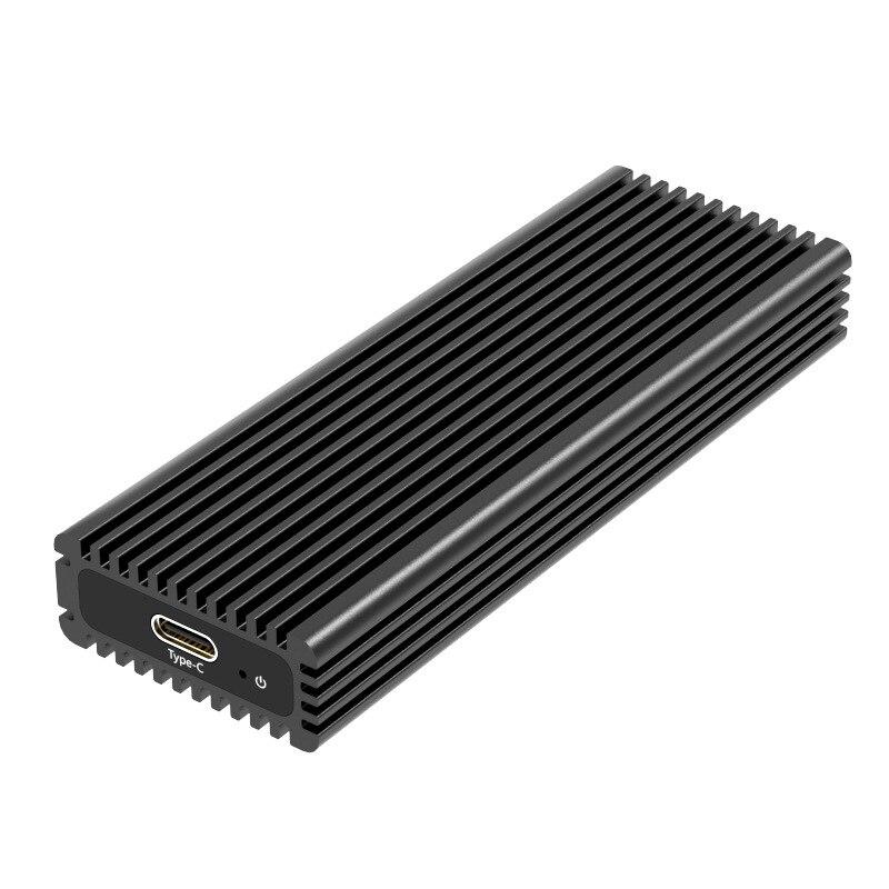 MAIWO USB type C en alliage d'aluminium 3.1 à Nvme Pcie boîtier Ssd/Hdd boîtier de disque dur M.2