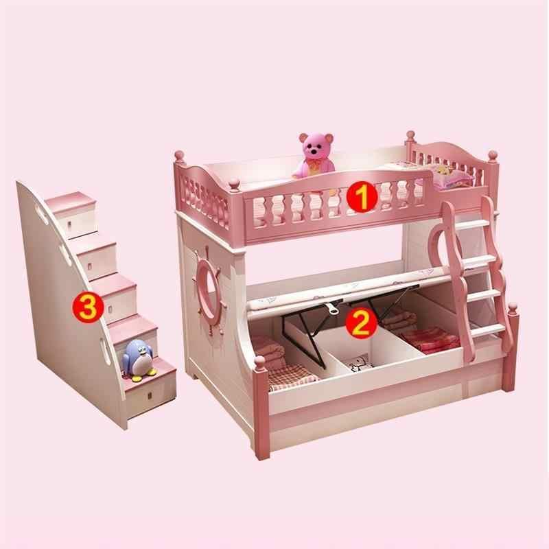 Домашняя Literas Bett спальня Тоторо детская мебель Letto Matrimoniale Deck Современная Cama Mueble De Dormitorio двухъярусная кровать