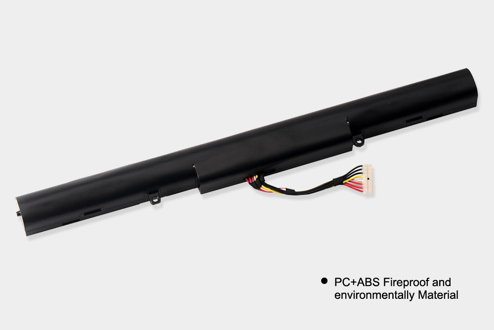 KingSener Corée Portable A41-X550E batterie d'ordinateur portable pour asus X450 X450E X450J X450JF X751M X751MA X751L X750JA A450J A450JF A450E - 3