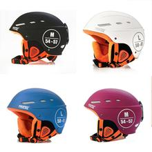 Hot Man Woman Ski Helmet Winter Snowboard Helmet Moto Snowmobile Skiing Sled Sports Safety Roller-skating Skateboard Mask