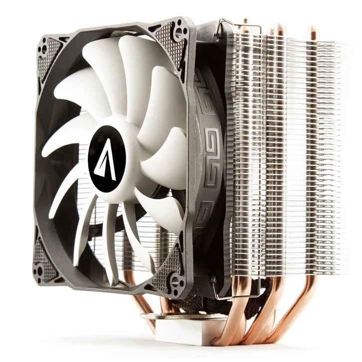 Fan CPU Abysm Gaming Snow V Performa Air Cooler <font><b>Intel</b></font> <font><b>LGA</b></font> 2011/2011-3/1366/1156/1155 /1151/1150/775/<font><b>2066</b></font> AMD: fm2 + image