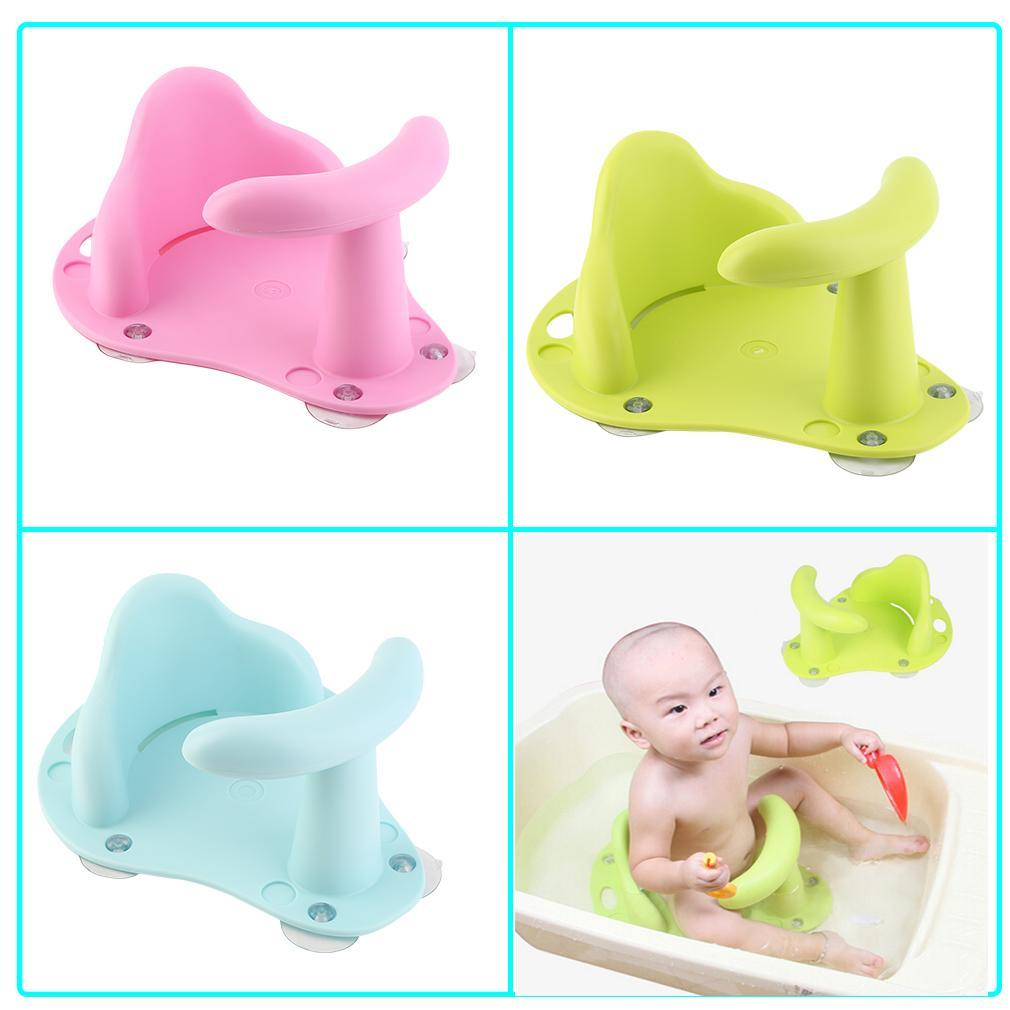 Comfortable Baby Bath Tub Ring Seat Infa