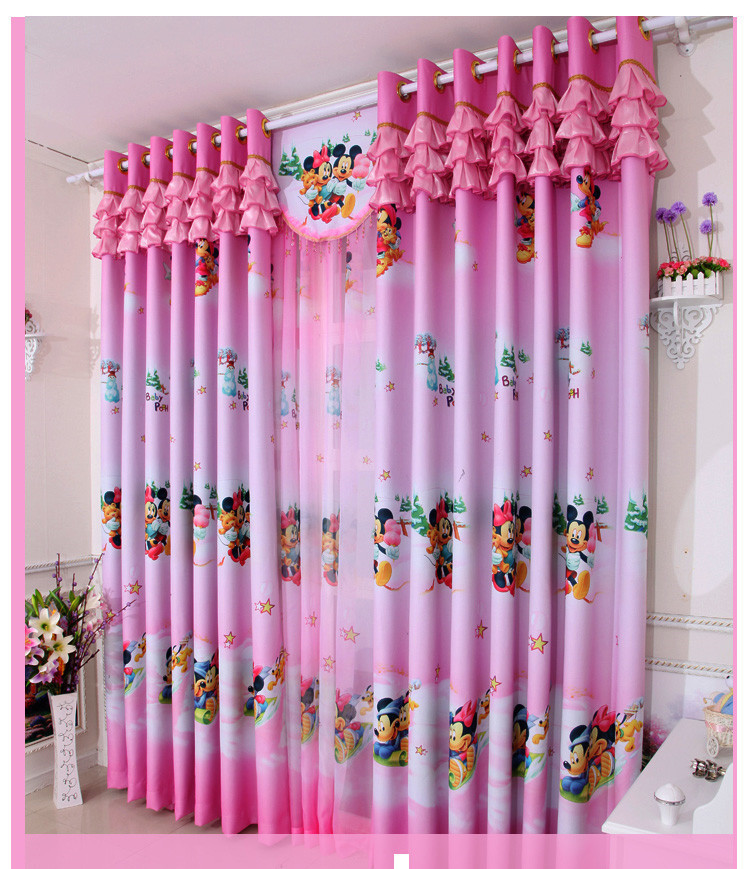 Free Shipping Home Design Love Fabric Curtain Finished Product Dodechedron  Window Curtain Blind Luxury Curtain