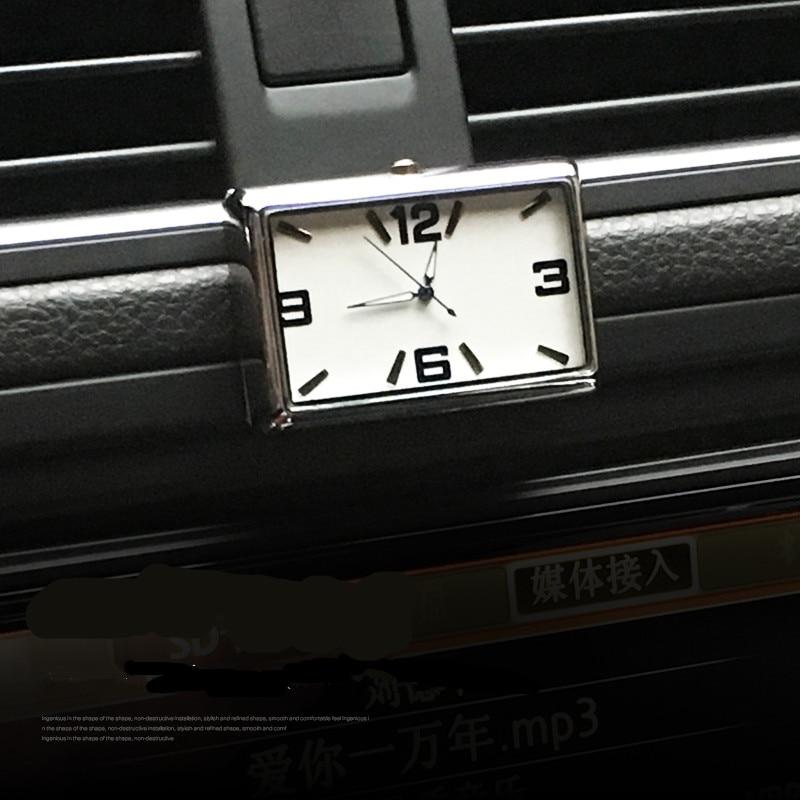 font b Car b font Quartz Watch font b Car b font Accessories Digital Clock