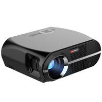 VIVIBRIGHT GP100 Android 6.0 LED Projector 1280x800 Resolution 3200 Lumens Built In WIFI Bluetooth DLAN Miracast Airplay