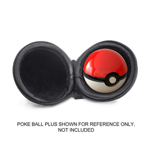 Image 2 - Portable EVA Carrying Case Cover For Nintend Switch Poke Ball Plus Controller Protection Storage Bags For Poke Ball Plus Shown