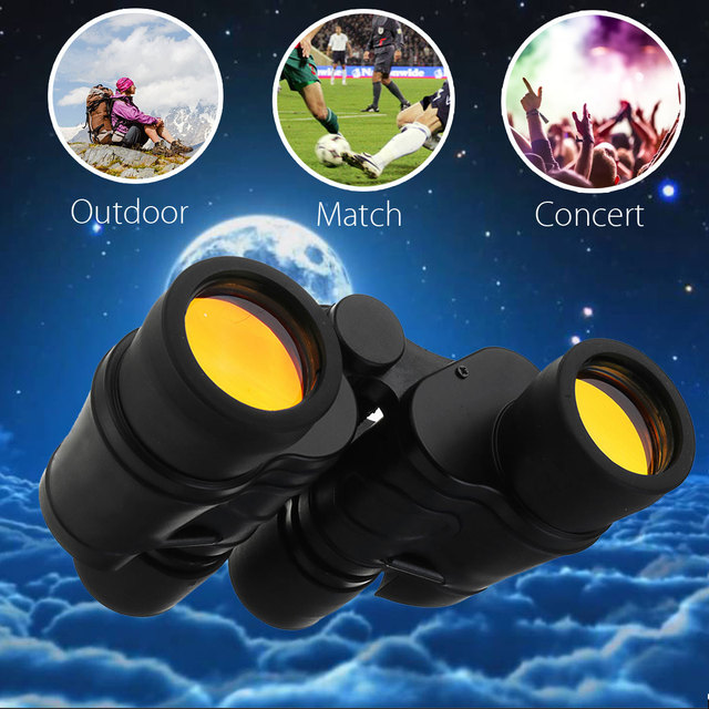 60x60 3000M Night Vision High Definition Hunting Binoculars Telescope HD Waterproof For Outdoor Hunting 2