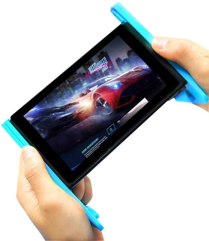 For Nintend Switch Joy Con NS Gamepad Bracket Mini Game Console Upright Holder Left-Right Hand Stand Dock Game Accessories