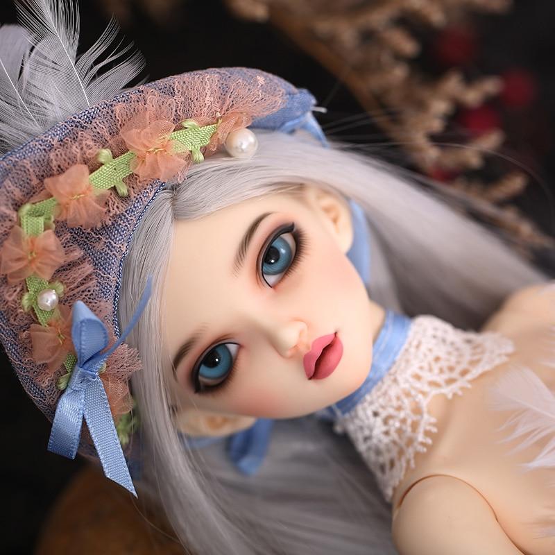 Sprookjesland Minifee Chloe Fullset Pak 1/4 Bjd Sd Pop Fairyline Moeline Msd Luts Littlemonica