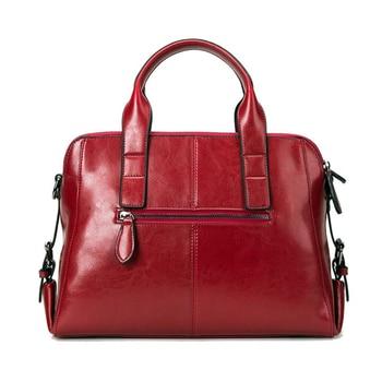 Double Zipper Totes Handbags  2