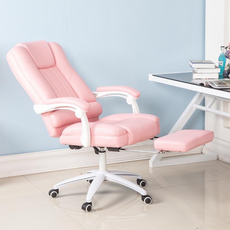 Компьютер студент основной посева спинки стул спальня соло диван прекрасная девушка Экономики тип принцесса розовый цвет