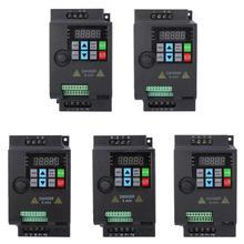 цена на SKI780 Mini VFD Variable Frequency Converter Inverter for Motor 220V/380V 0.75/1.5/2.2KW