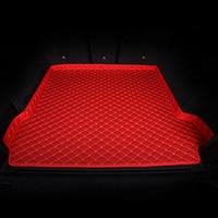 ZHAOYANHUA car Trunk mats car styling carpet for Mercedes Benz 164 320 350 400 450 500 550 x164