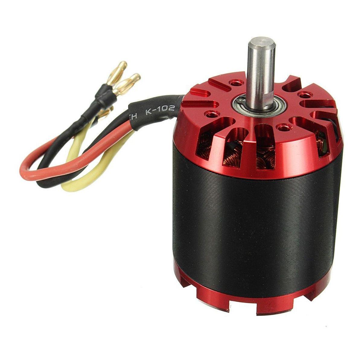 Moteur sans balais N5065 320KV pour Kit de planche à roulettes électrique bricolage
