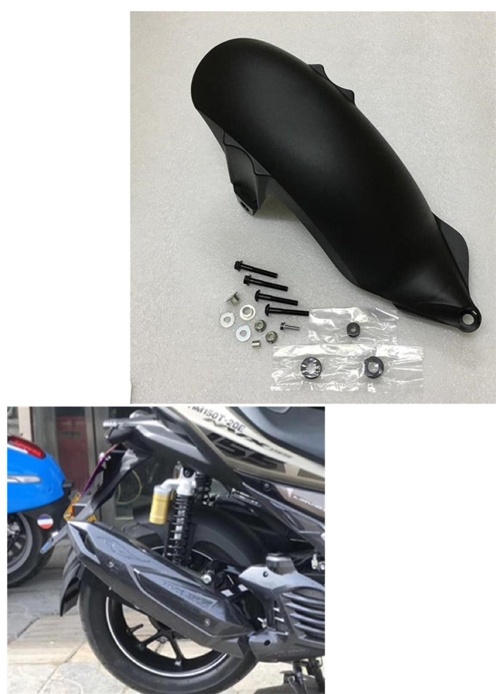 Motorcycle Rear Mudguard Fender For YAMAHA AEROX 155 NVX155 NVX 155 2017 2018