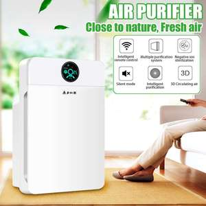 Air Purifiers HEPA Remote Cont