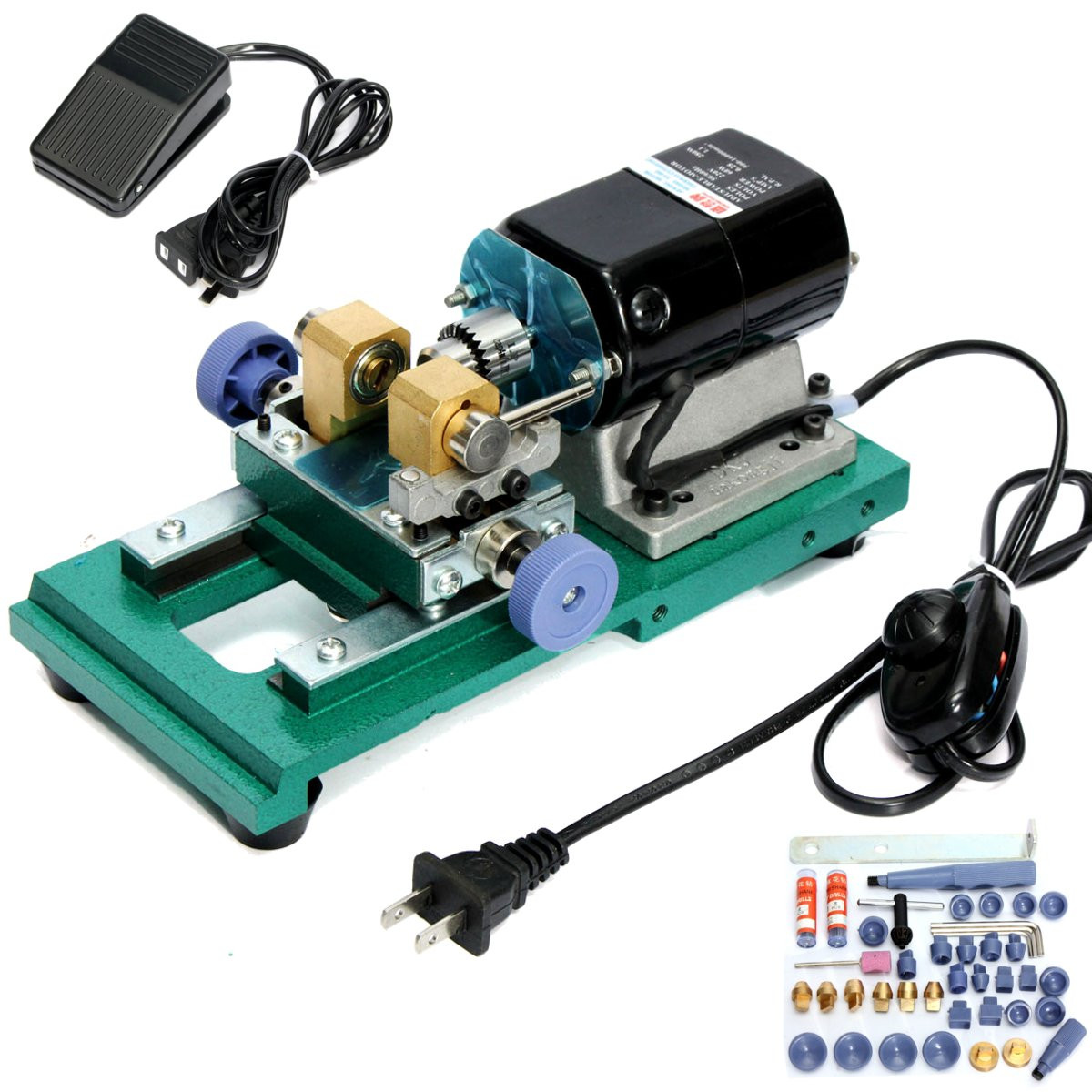 1 Set Pearl Drilling Holing Machine Driller Bead Jewelry Punch Engraving Engraver Machine Tools 280W 220V 60Hz1 Set Pearl Drilling Holing Machine Driller Bead Jewelry Punch Engraving Engraver Machine Tools 280W 220V 60Hz
