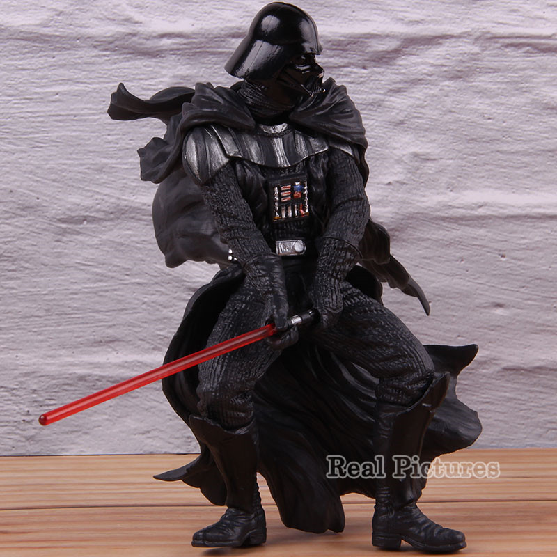 Image 3 - Darth Vader Figure Gallery Action PVC Collectible Movie Star Wars Model Toy Anakin SkywalkerAction & Toy Figures   -