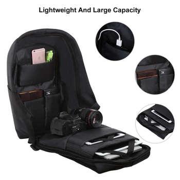 12W Flexible Solar Panel Power Backpack 4