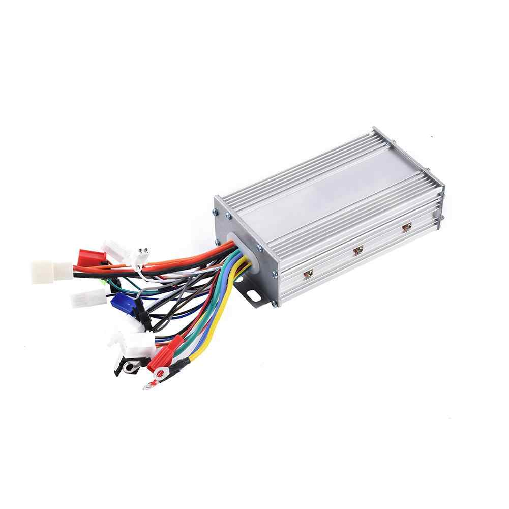 48V 500W 12 Tube Brushless Aluminium Alloy Electric Bike Controller for Electric Bicycle Scooter Electric Bicycle Accessories