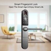 Eseye Smart Digital электронный пароль проведите карты пальцев замок