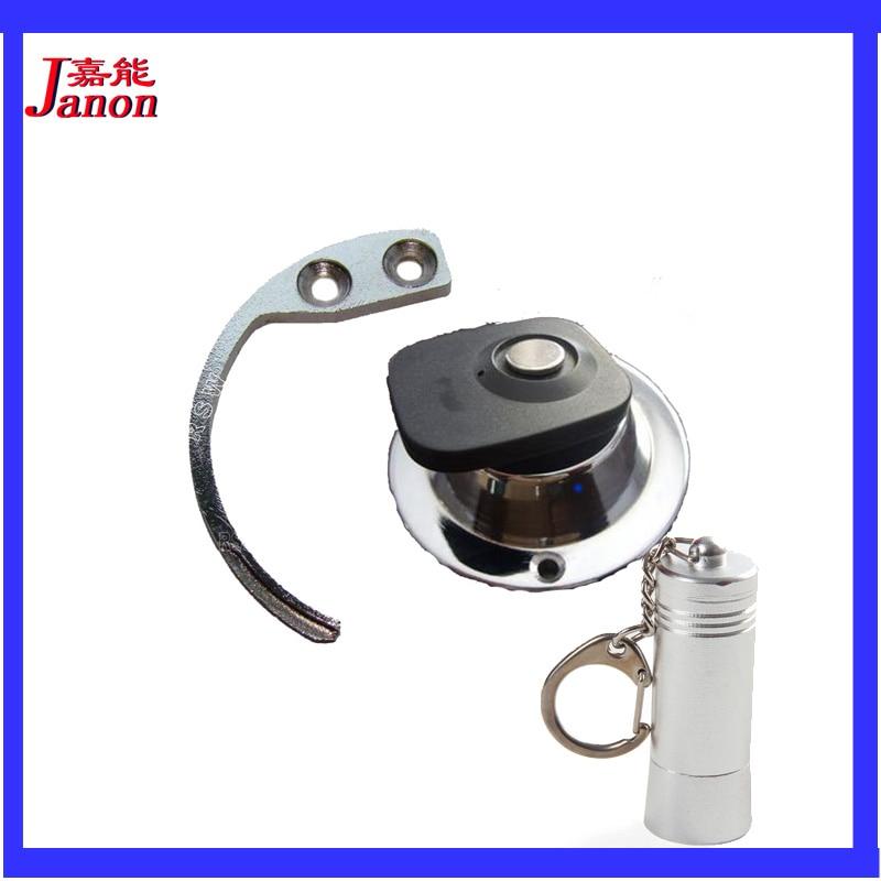 EAS магнітний жорсткий тег-детчер, стоп-чекер, знімаючий гачок 3-х частин / набір міні-відрядник легка акція