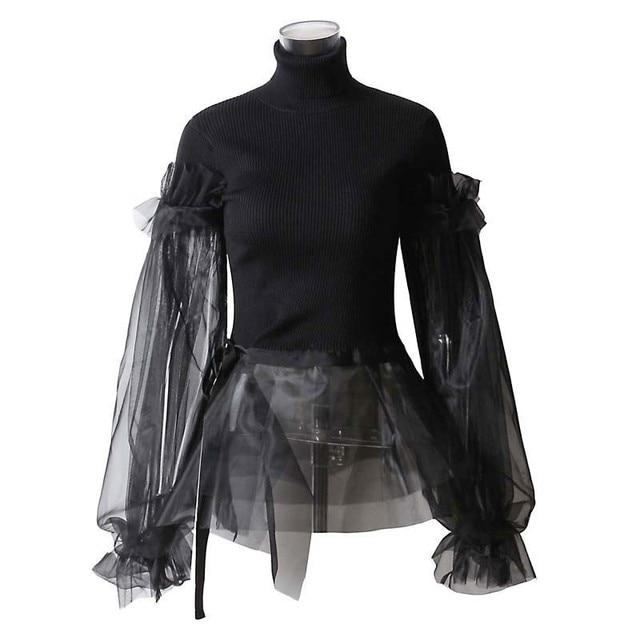 Fashion Long Sleeve Top - 2 Sizes 3