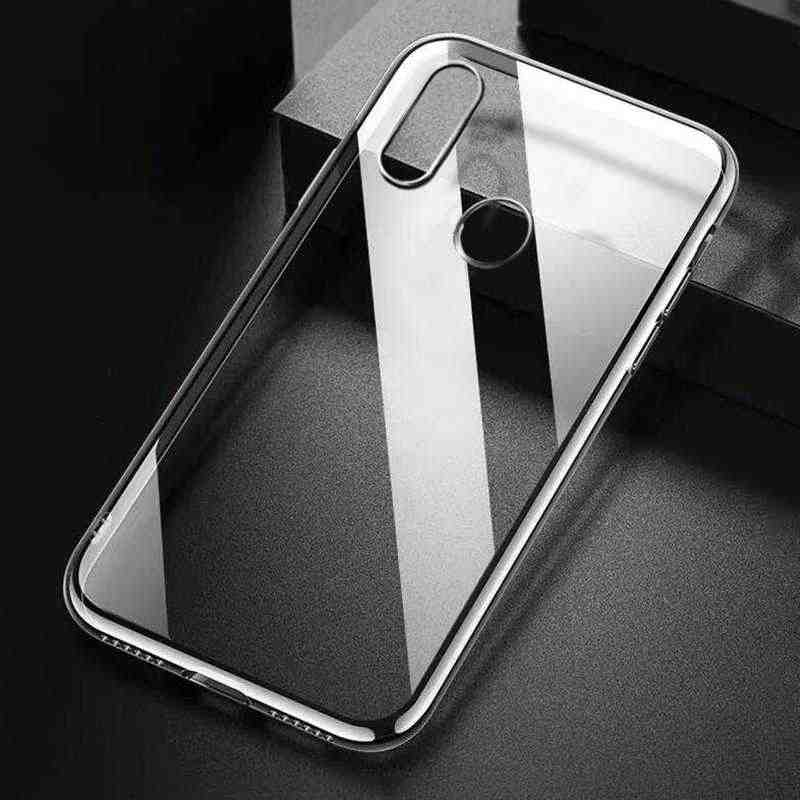 "Mokoemi Fashion Clear TPU Soft Silicone 6.5""For Huawei Honor 8x Case For Huawei Honor 8x Cell Phone Case Cover"