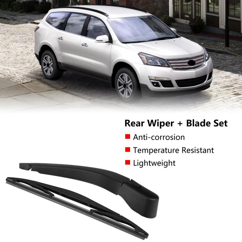 Buick Enclave 2013: Car Rear Windshield Wiper Arm Blade Set For Buick Enclave