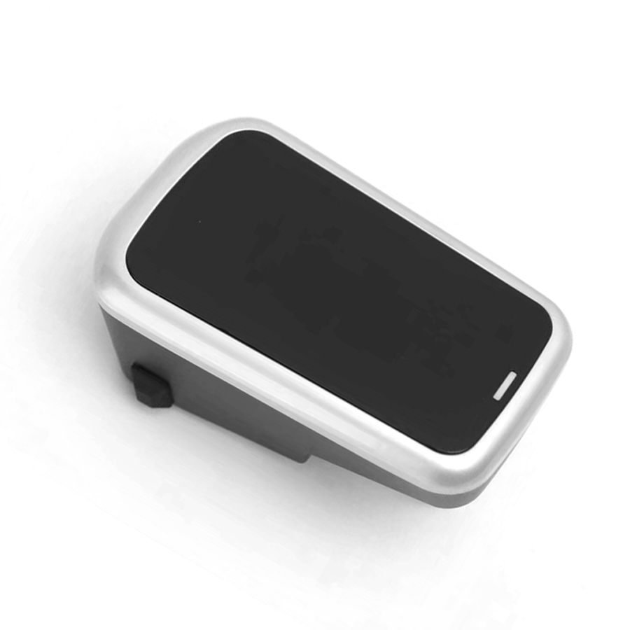 10W Car Qi Wireless Charger Mobile Phone Charging Plate For Volvo XC90 S60 XC60 S90 C60 V60 For Samsung Note 9 S9 S8