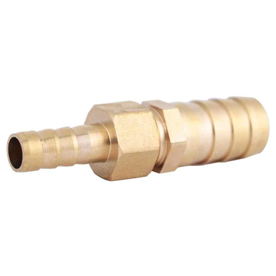 Interruptor de presión del compresor de aire de 8mm-14/16/19/25mm latón montaje manguera cola reductor reducir macho ¡Conector de accesorios!
