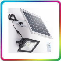 4PCS Warranty 3 Years 10W 20W 30W 100W 150W 50W LED Flood Light Solar LED Floodlight Outdoor Tunnel Panel Bulb
