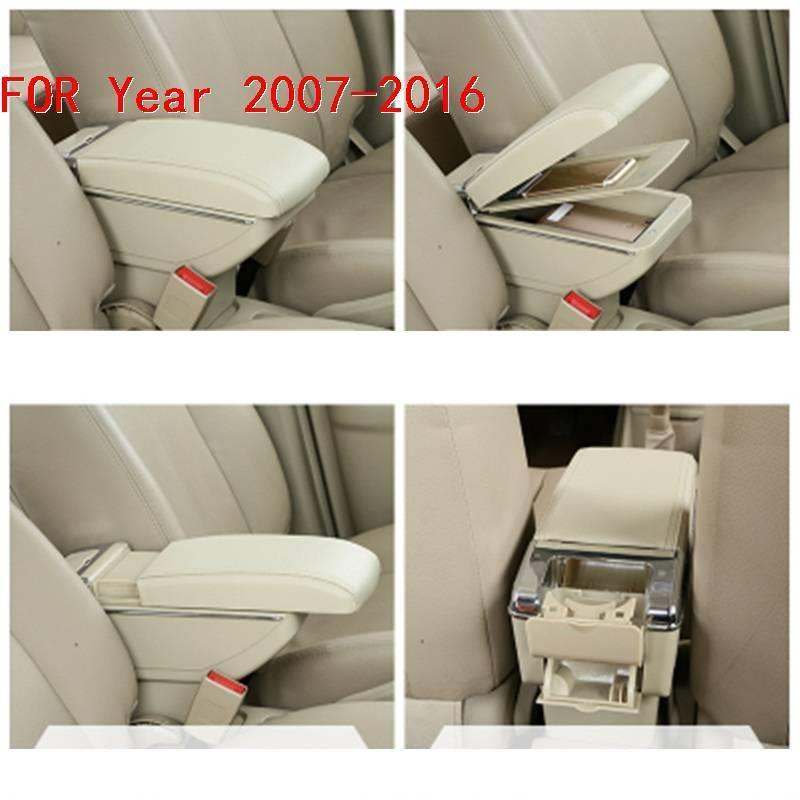 Car Arm Rest protector Auto Automovil Decorative Parts Armrest Box 07 08 09 10 11 12 13 14 15 16 FOR Morris Garages MG 3 in Armrests from Automobiles Motorcycles