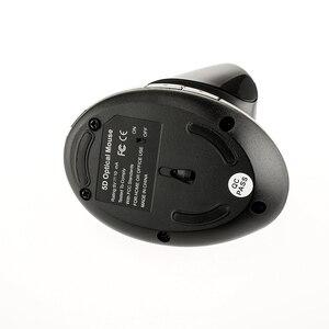 Image 5 - Mouse óptico gamer com fio 5d, 1200dpi 2.4gh, ergonômico, vertical, para pc desktop e computador