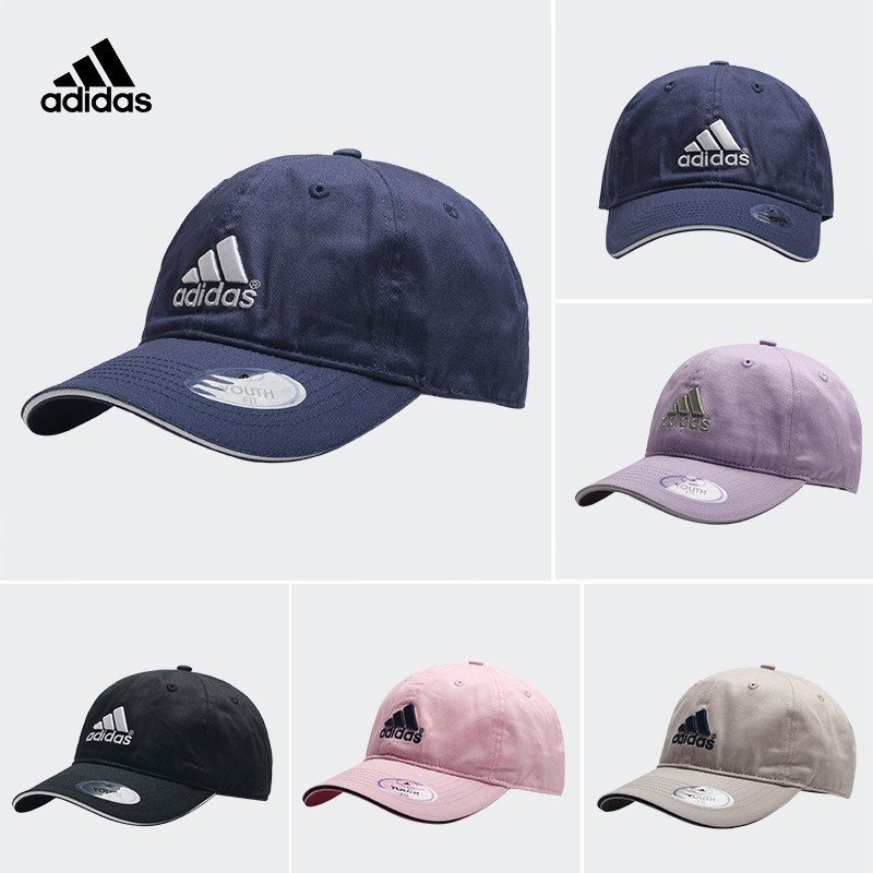 <font><b>Adidas</b></font> <font><b>Original</b></font> Man And Woman Running Hat New Arrival Breathable Skateboarding Sunshade Golf Hat image