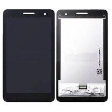 Для huawei MediaPad T1 7,0 T1-701W 701UA T1-701 T1-701UA T1-701G T1-701U ЖК-дисплей Дисплей с кодирующий преобразователь сенсорного экрана в сборе