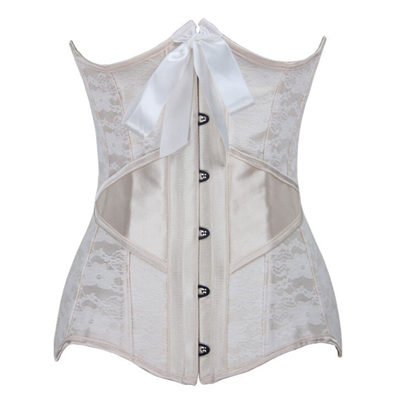girdle forwomen waist support   corset   underbust shaper underwear top slimming   bustier     corsets   sexy bride abdomen with Steel bone