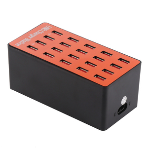 Image 5 - USB Smart Charger 20 Ports USB Hub Fast Charging Station Power Adapter Universal for Phone iPhone 8 Plus X iPad Huawei